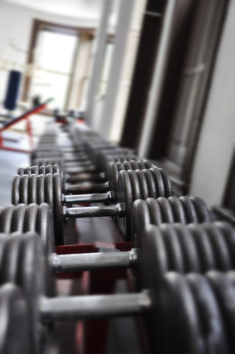 dumbellrack